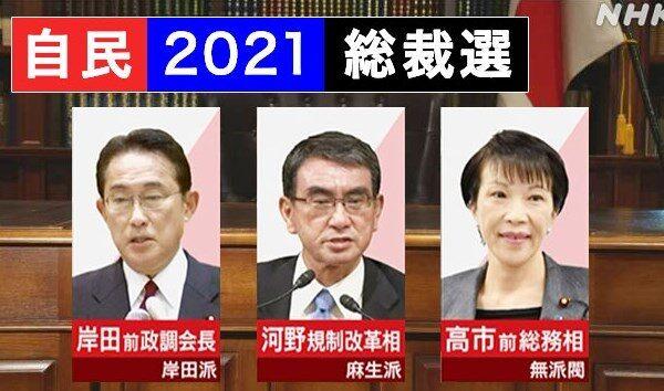 自民党総裁選2021で株価・為替・ドル円はどうなる?