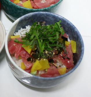 トロタク丼画像