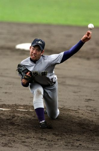 高校野球3菊池雄星