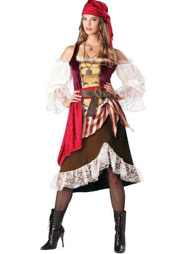ハロウィンコスプレ_女海賊
