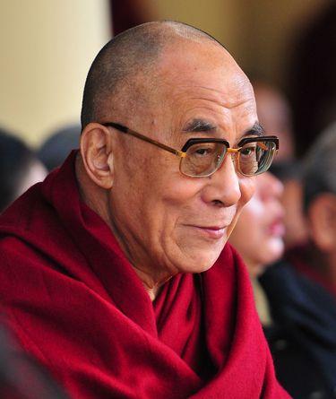 チベット虐殺ダライ・ラマ