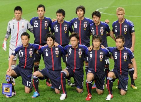 ワールドカップ2014、ザックジャパン