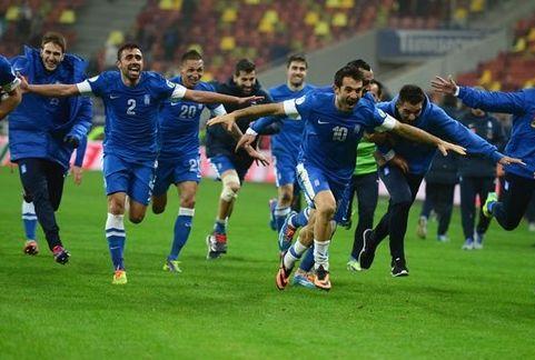 ギリシャ堅守速攻のチーム