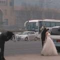 PM2.5北京画像6結婚式