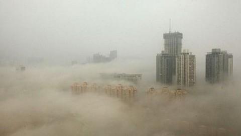 PM2.5北京画像