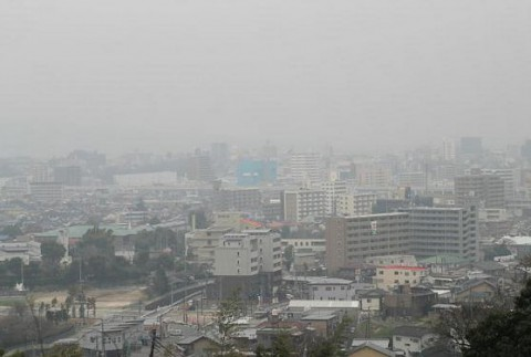 PM2.5熊本