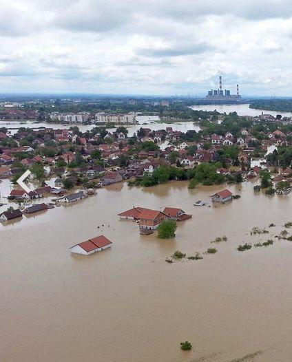 セルビア大洪水2