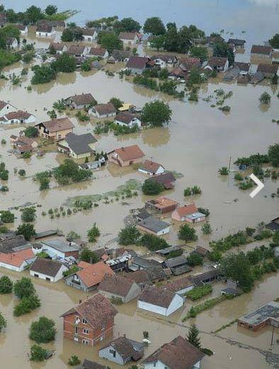 セルビア大洪水3