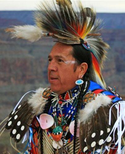 純血のインディアンはいない。