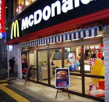 中国期限切れ肉をマクドナルド、ファミマへ。上海福喜食品の肉にカビ?