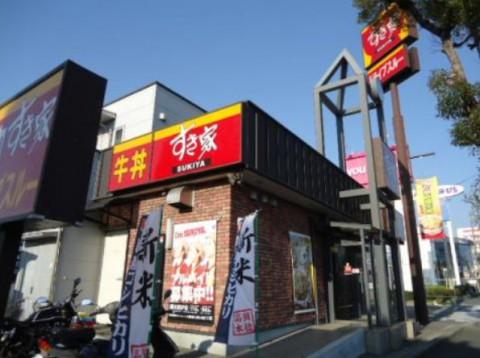 すき家熊本東バイパス店