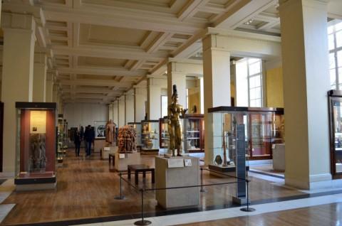 大英博物館エジプト略奪品