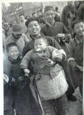 南京陥落の時の南京市民の様子4