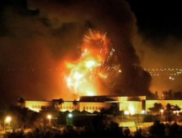 イラク戦争空爆