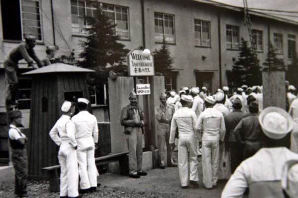 アメリカ兵の慰安所