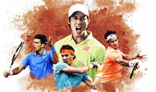 全仏オープンテニス2015