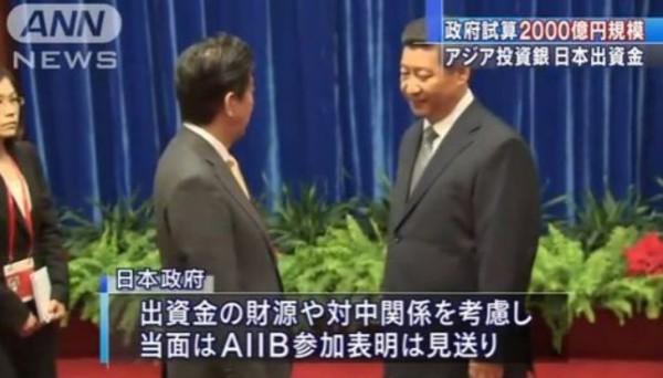AIIB見送り