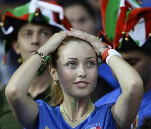 ワールドカップ美女