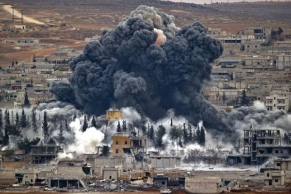 イスラム国空爆5