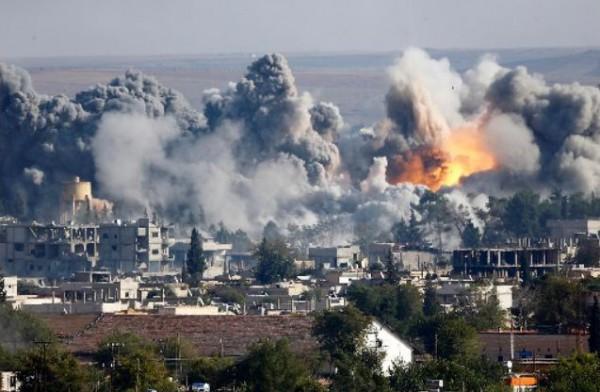 イスラム国空爆3