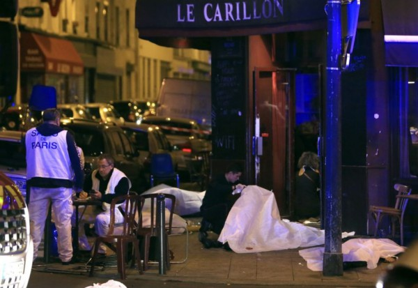 パリ同時多発テロ5