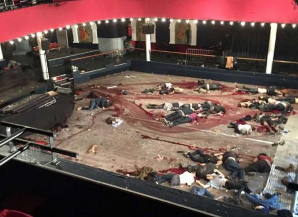 パリ同時多発テロ