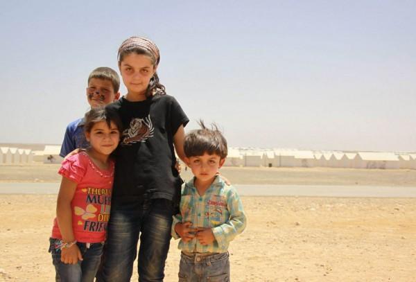 シリア難民キャンプ2