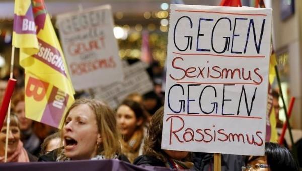 ドイツの集団性的暴行