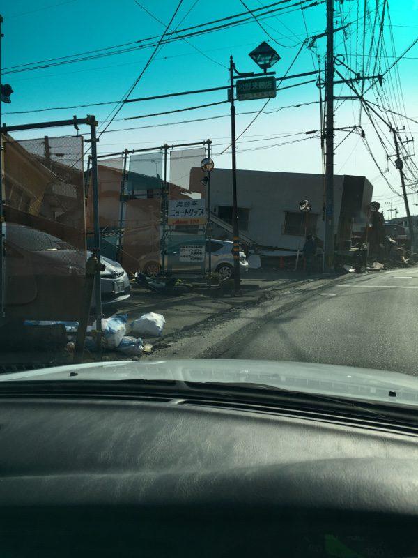 熊本地震益城被害9