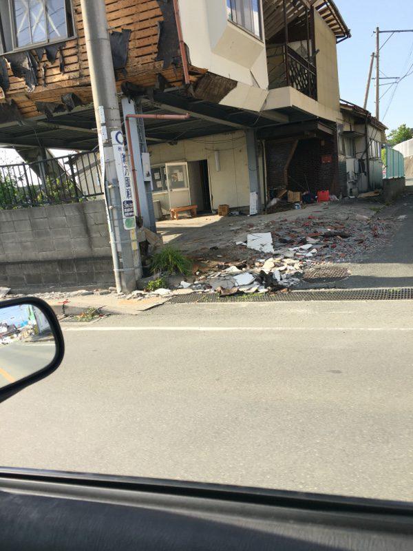 熊本地震益城被害16