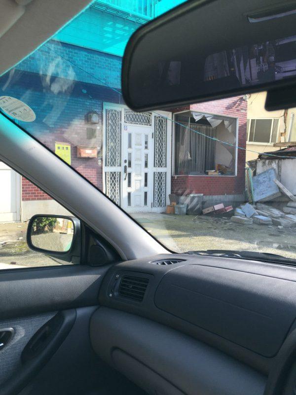 熊本地震益城被害6