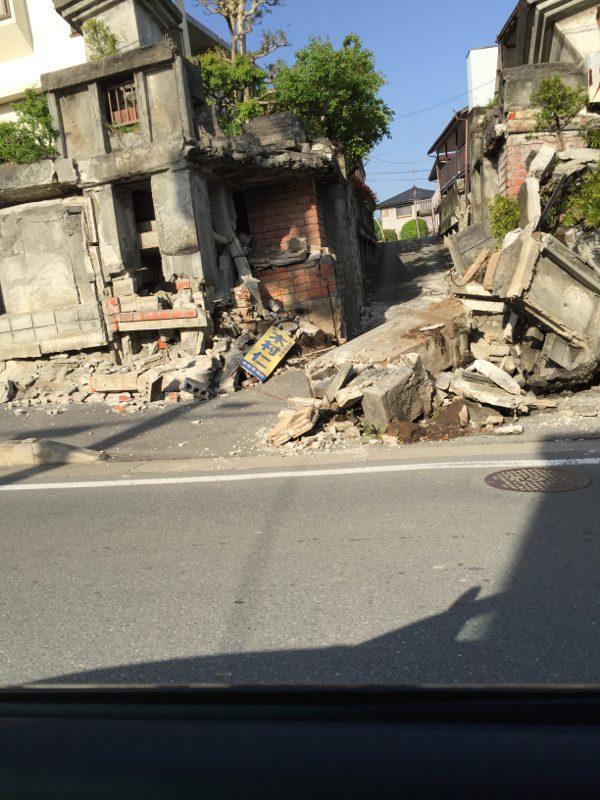 熊本地震益城被害18