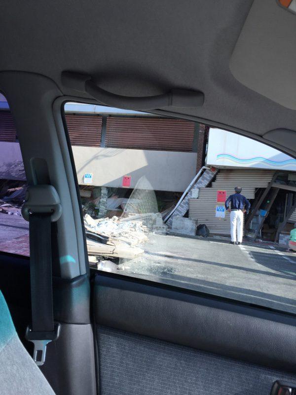 熊本地震益城被害8