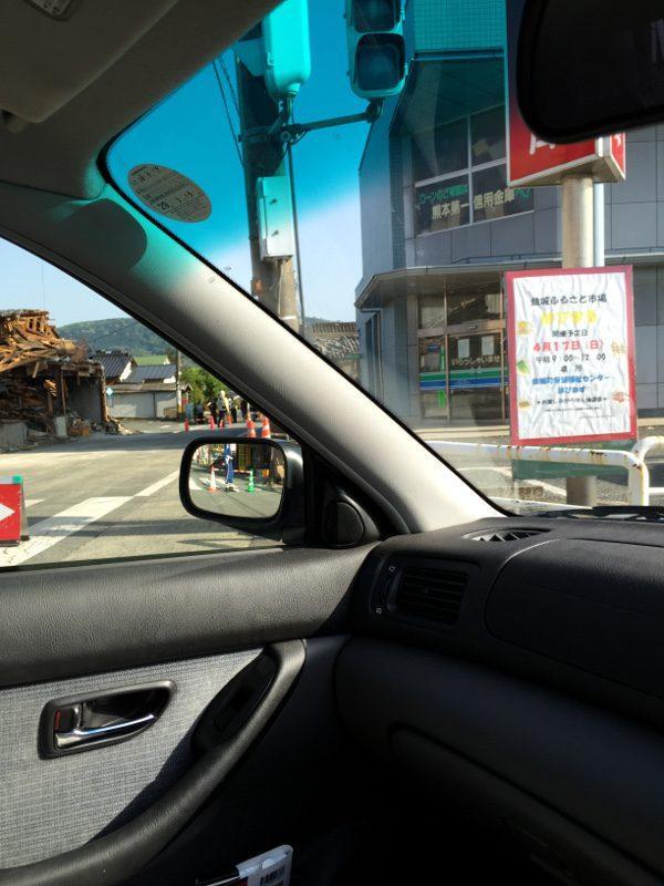 熊本地震益城被害5