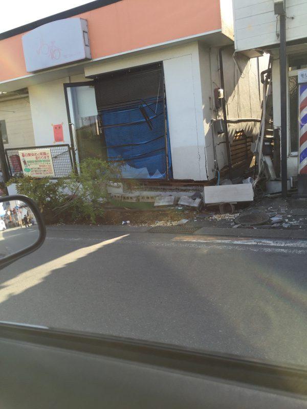 熊本地震益城被害2