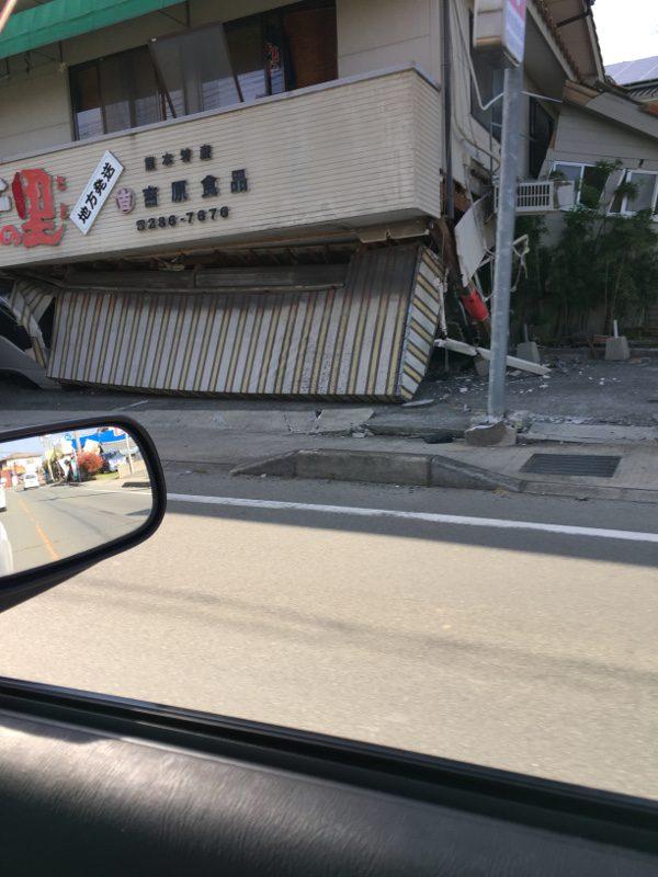 熊本地震益城被害14
