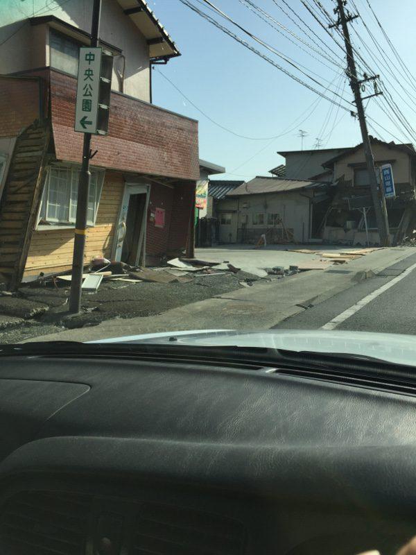 熊本地震益城被害13