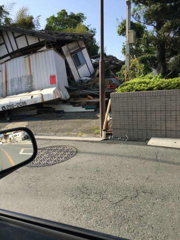 熊本地震益城被害12