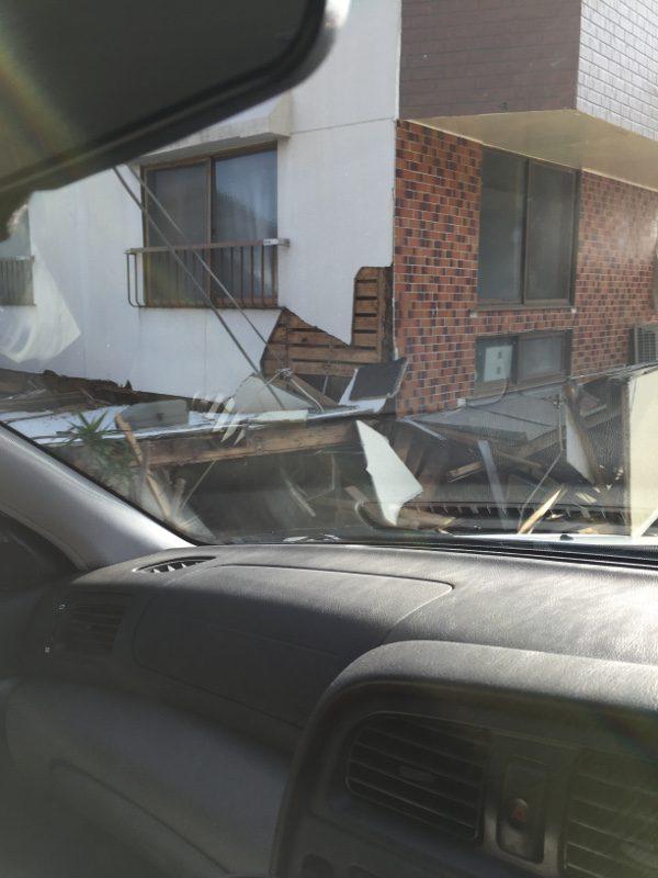 熊本地震益城被害10