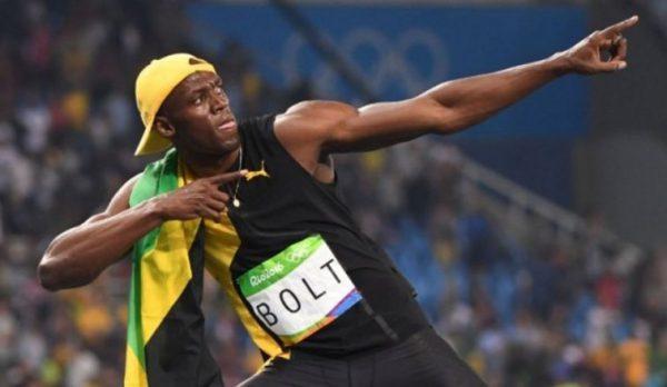 リオ五輪陸上男子100mボルト金メダル