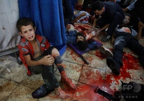 シリア騒乱9