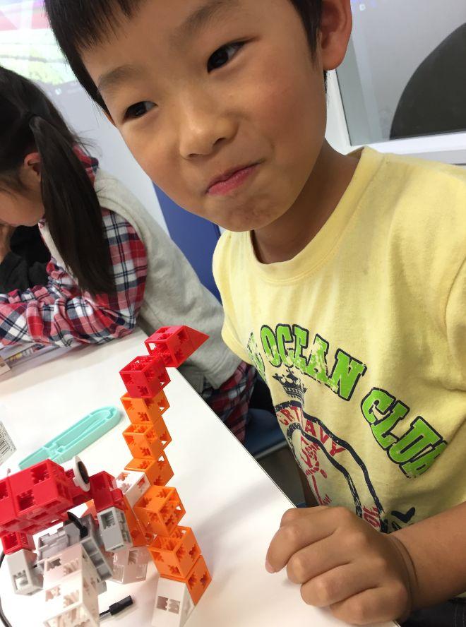 ロボットプログラミング教室の感想、評価、評判!